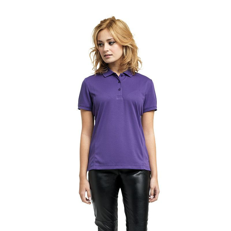 Women S Coolchecker Lightweight Pique Polo Cleaners
