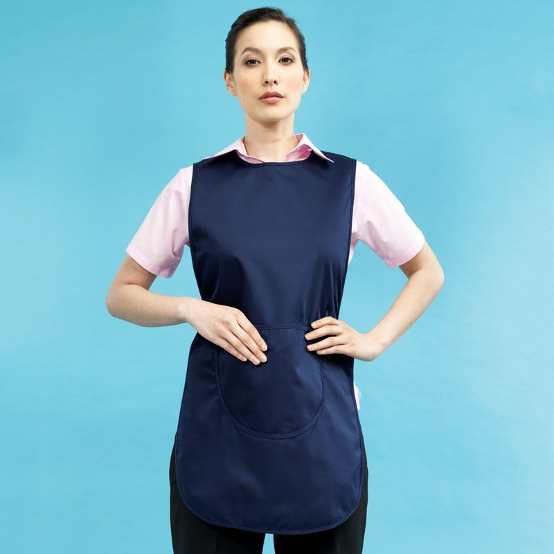 Long Length Pocket Tabard Ideal For Cleaners - Shop Online