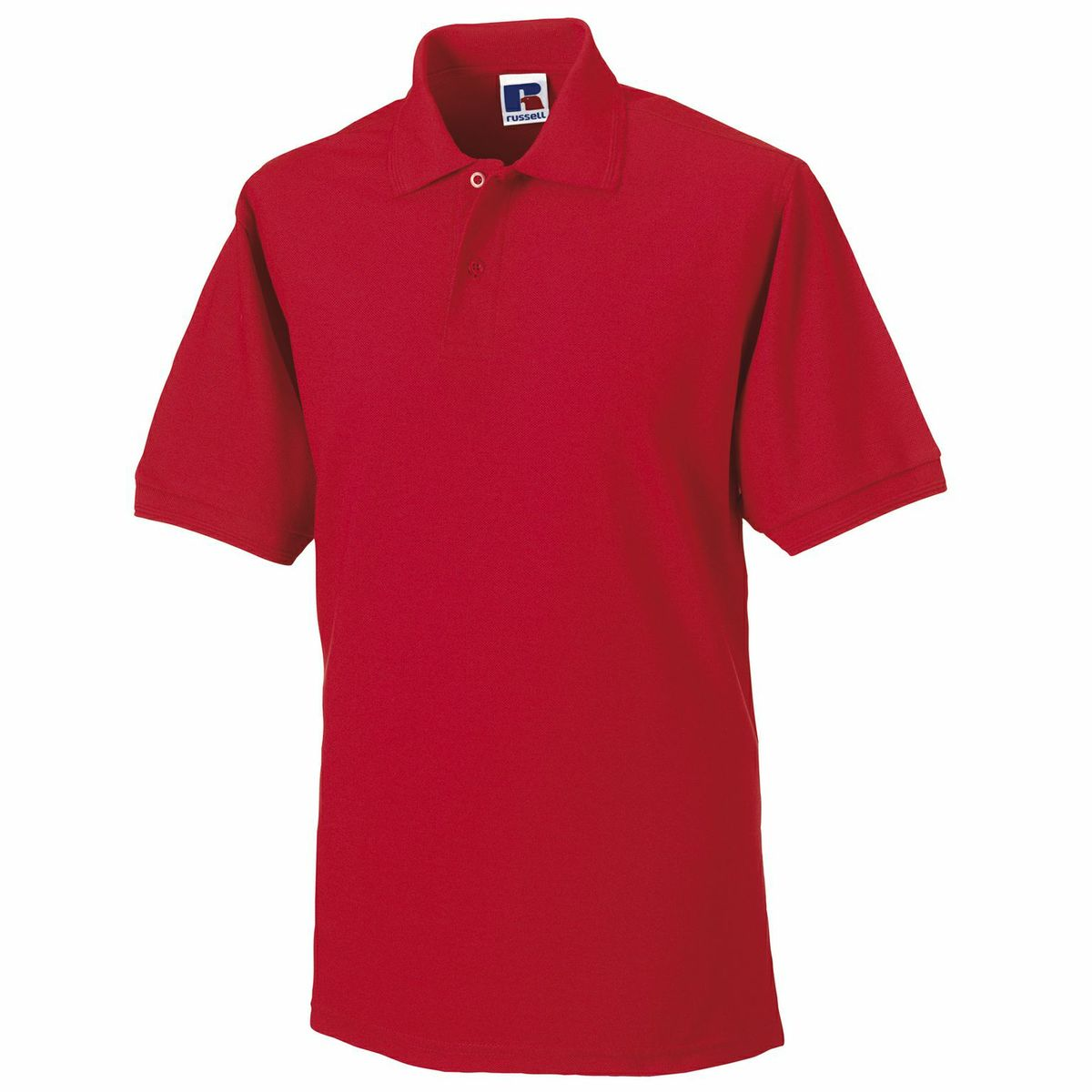 Hardwearing 60 C Wash Polo Cleaners Uniforms