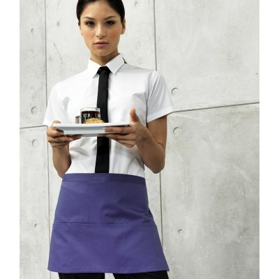 Maid uniforms shop online for a wide range of housekeeping uniforms 3 pocket waist cleaning apron publicscrutiny Choice Image