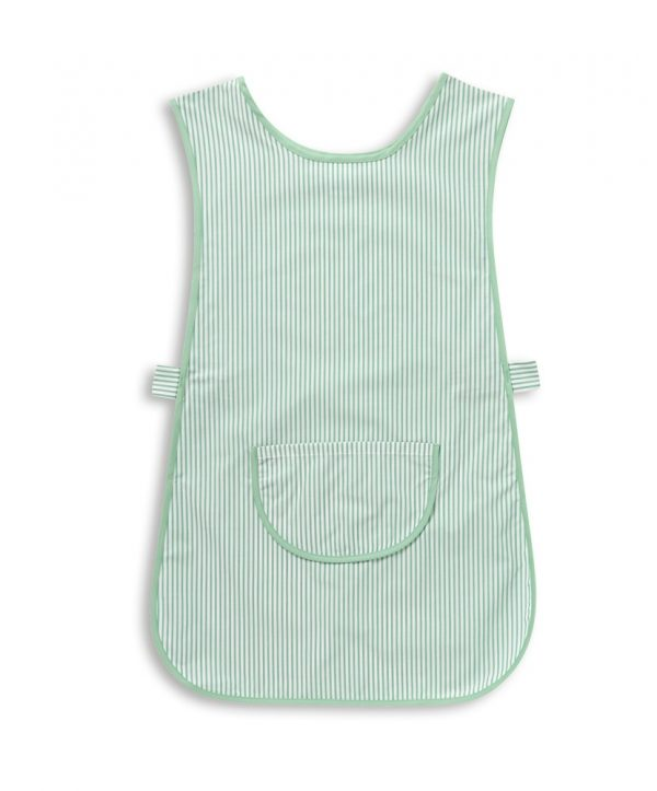 Thin Striped Cleaning Pocket Tabard