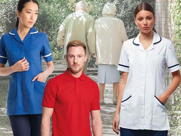 Carers & Care Home Uniforms